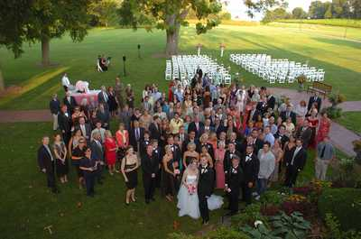 All of the Wedding Guests